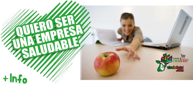 Presupuesto de fruta para oficinas y empresas vivelafruta