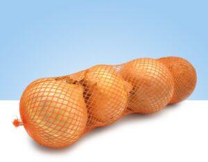 malla de cebollas