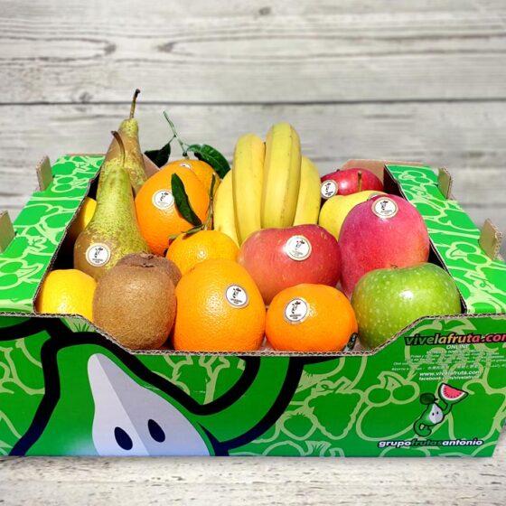 cajas de fruta y verdura a domicilio barcelona