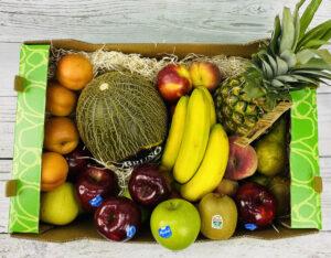 cesta de fruta para regalar