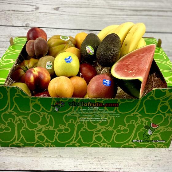cestas de fruta para desayunar