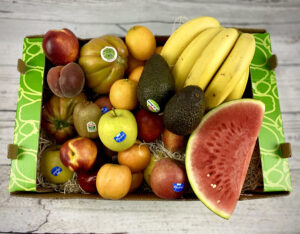 cestas de fruta para empresas