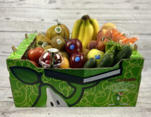 frutas y verduras a domicilio