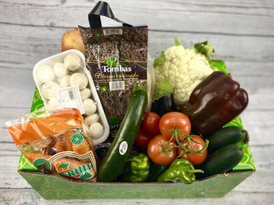 frutas y verduras a domicilio madrid