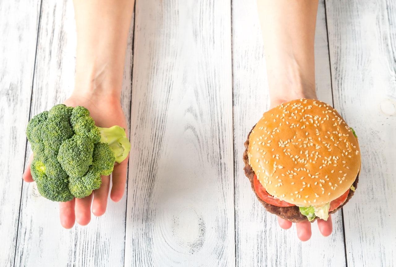 comer sano es la clave para tener una buena salud