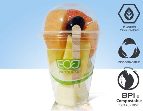 ecoproducts fruta cortada grande