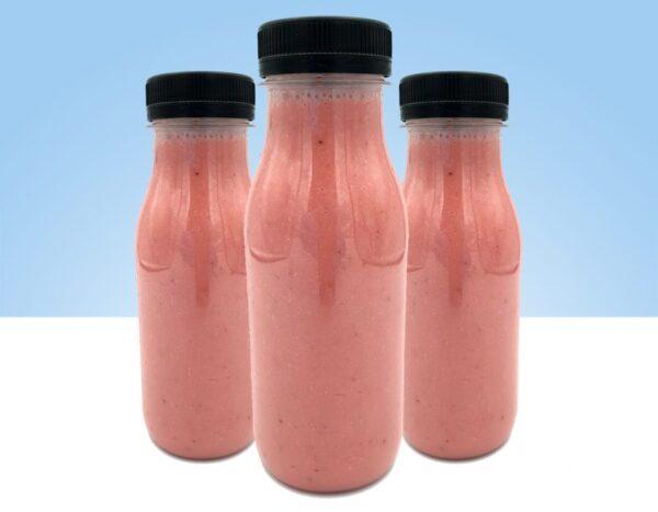 zumo natural fresa coco