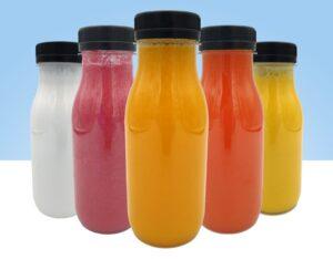pack zumos naturales variados