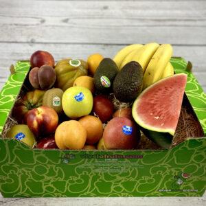 cesta de fruta para regalo