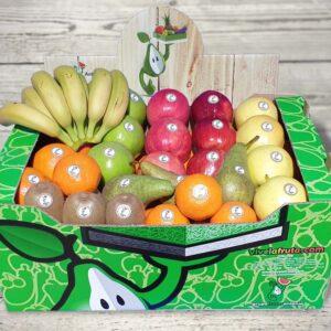 cestas de fruta especial para regalo