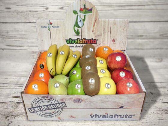 fruta ecologica verdura