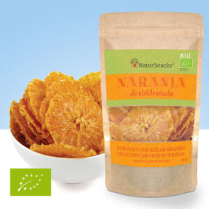 bio snacks de naranja NaturSnacks