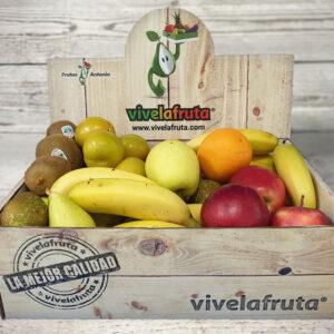 cesta de fruta para empresas y oficinas vivelafruta