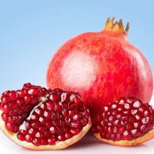Granada dulce frutas antonio