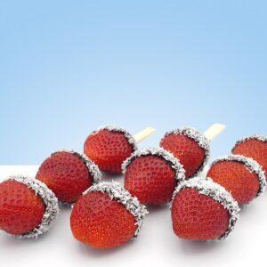 brocheta de fruta fresca a domicilio