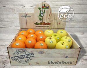 supermercado ecologico barcelona fruta y verdura a domicilio