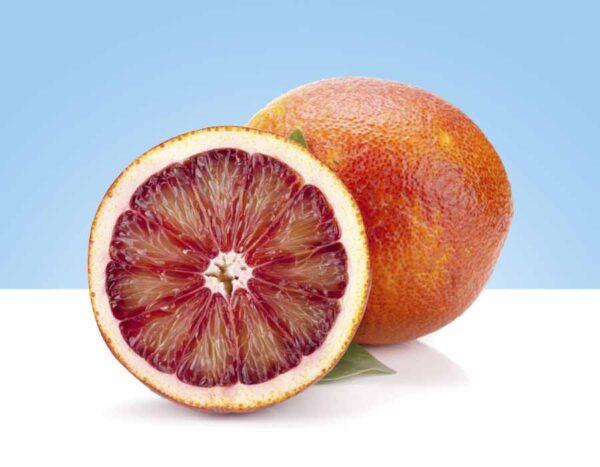naranja roja sangre mericana