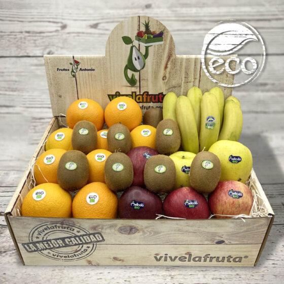 fruta ecologica para oficinas
